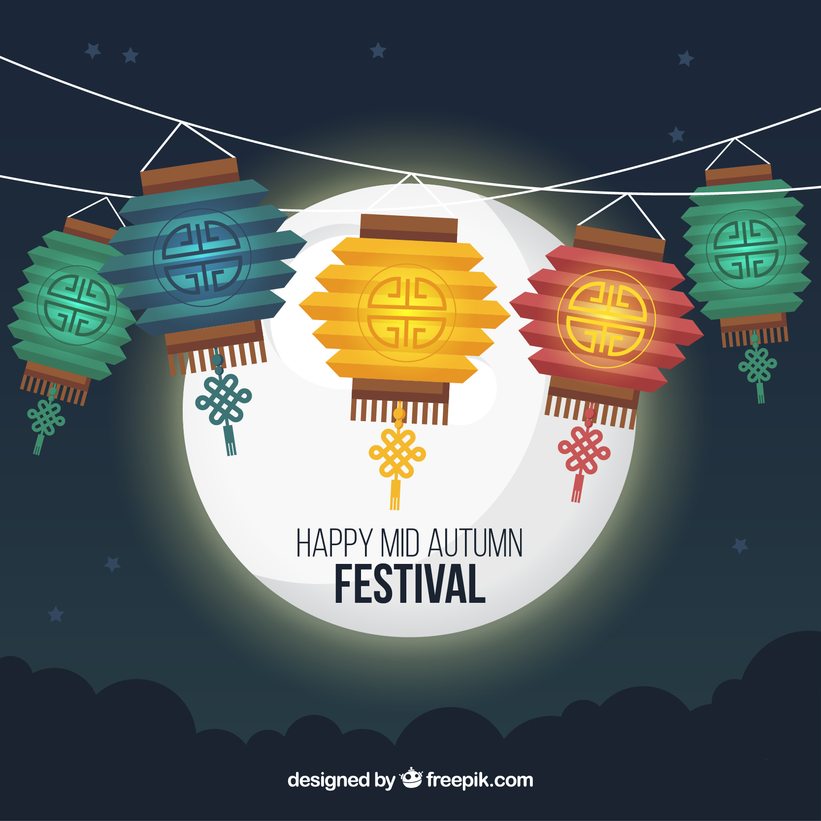 2018 Bank Holidays In Hk: Happy Mid-Autumn Festival!